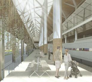 Kampung Bandan Railway Station - Nadia Amira - AYDA 2020